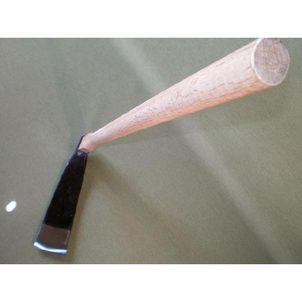 今期分終了 千成 AD-318 タケノコ唐鍬 大 両刃 鍛造鋼付 木柄90cm 用具 工具 鍬(くわ) クワ くわ ホー Hoe ガーデニング用品 園芸用品