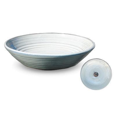 水鉢 国成窯手水鉢 ※排水金具付 おしゃれ ニッコー