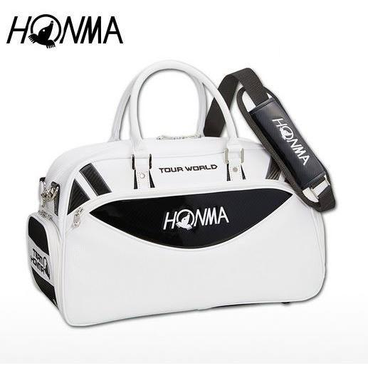 本間ゴルフ HONMA ゴルフ ボストンバッグ トーナメントプロモデル BB-1901 BK ブラック BB158