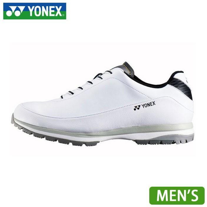 YONEX ヨネックスゴルフシューズ スパイクレス 男性用 メンズ POWER CUSHION 705 パワークッション705 SHG-705 SU094