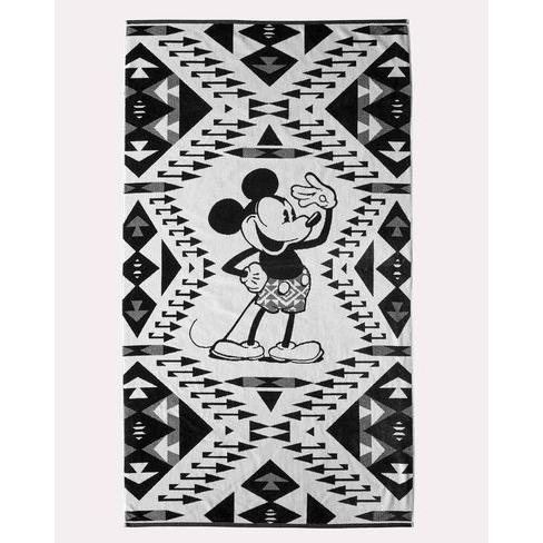 ペンドルトン PENDLETON / ジャカード SPA タオル Mickey's Salute ミッキーマウス