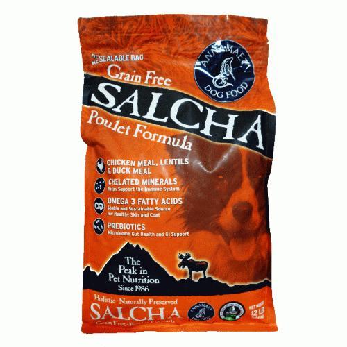 サルチャ 12ポンド(5.4kg) アナメイト グレインフリードッグフード|wan-nyan-olive|02