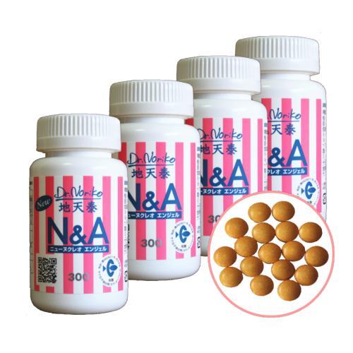ニューヌクレオエンジェル 1200粒(300粒×4本) N&A1200 ドクターのり子 犬猫用核酸サプリメント