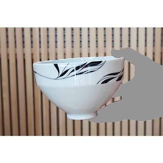 砥部焼 おしゃれ 【KOMA 麺鉢】 丼 器 うどん鉢 ラーメン鉢 窯元 和将窯 Washo-206 wapal 06
