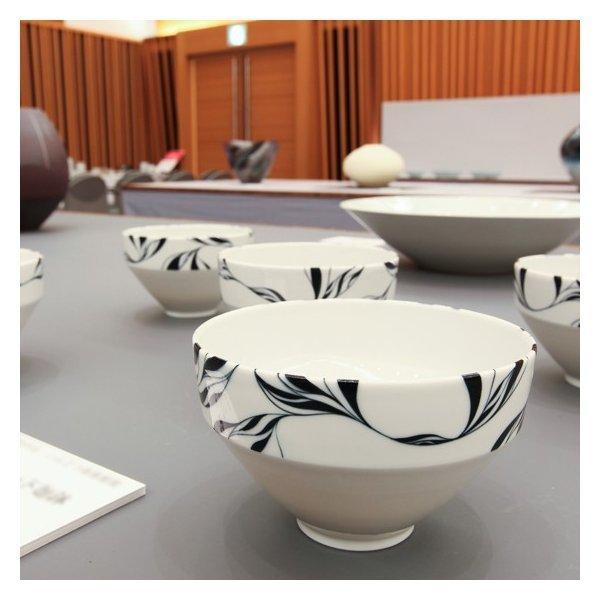 砥部焼 おしゃれ 【KOMA 麺鉢】 丼 器 うどん鉢 ラーメン鉢 窯元 和将窯 Washo-206 wapal 07