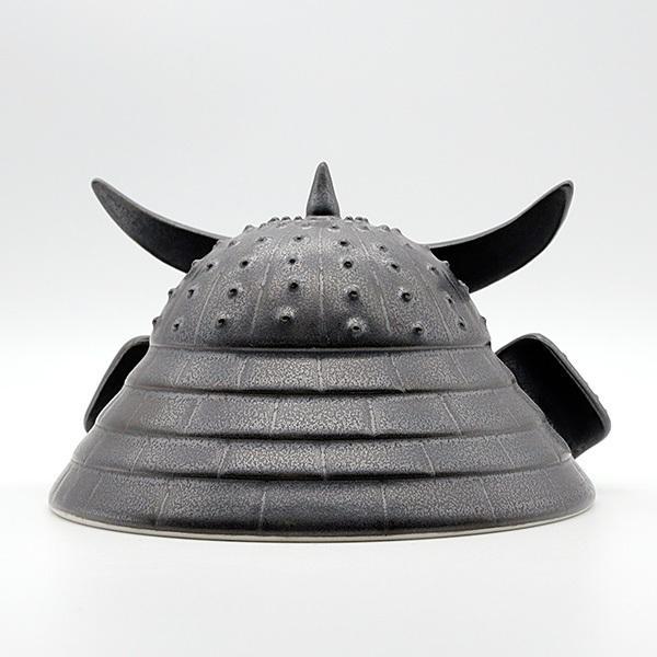 砥部焼 おしゃれ 【兜 カブト】 リアルな質感 小物 置物 窯元 和将窯 Washo-310 wapal 06