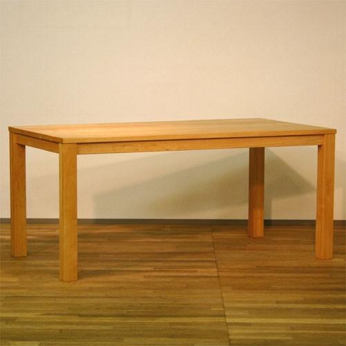HOLZ-DT-BC-1700 ダイニングテーブル 食卓 無垢材 ブラックチェリー材
