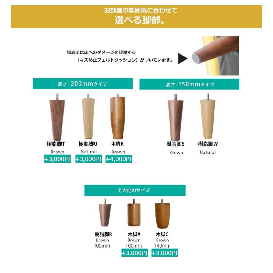 ソファー ソファ 一人掛け オットマン セット 一人暮らし おしゃれ ソファセット 和楽 1P+オットマン 日本製ソファ「KAN」 新生活 2021 waraku-neiro 17