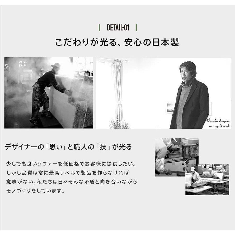 オットマン 合皮 PVC コーデユロイ おしゃれ 脚置き カラー 脚置き 和楽 WARAKU 「KAN ヴィンテージ」 a281 スツール 日本製 一人暮らし サイドテーブル 2021|waraku-neiro|05