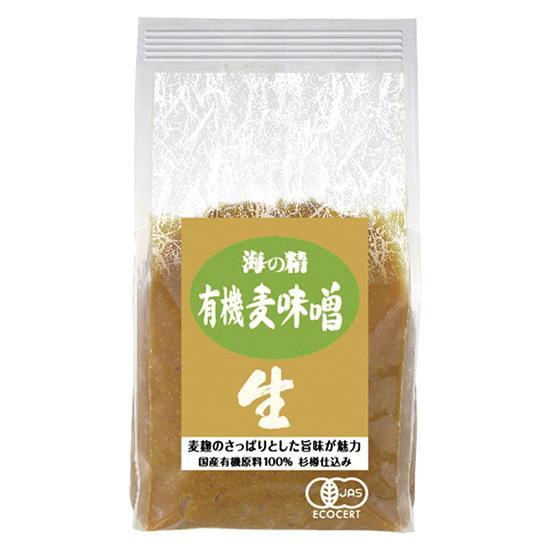海の精 国産特栽 麦味噌|waseda