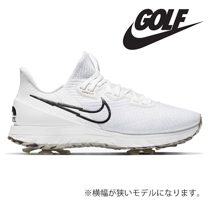 【超人気カラー】NIKE AIR ZOOM INFINITY TOUR WHITE 2021 ナイキ ゴルフシューズ wasistockts