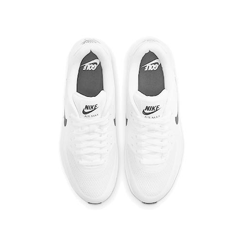 NIKE AIR MAX 90 GOLF White & Black  ナイキ エアマックス ゴルフシューズ 0102303|wasistockts|03