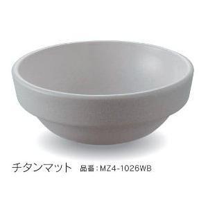 信楽焼手洗鉢 チタンマット MZ4-1026WB