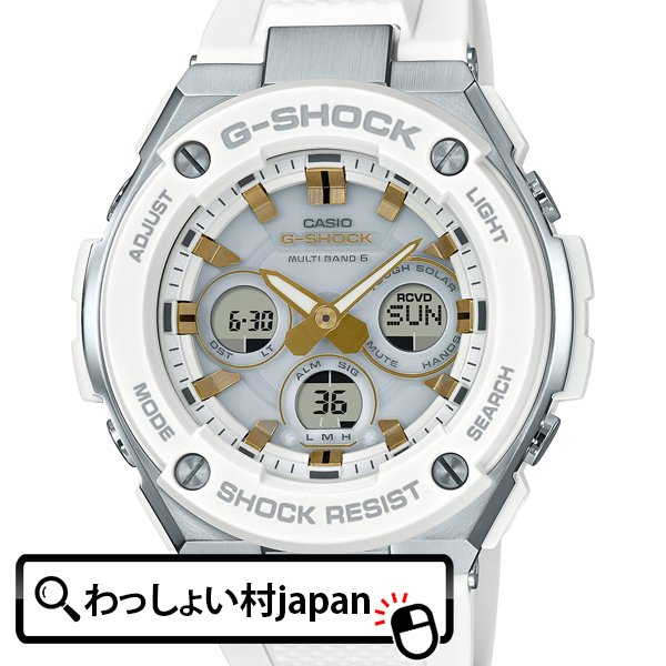 G-SHOCK ジーショック Gショック CASIO カシオ G-STEEL MID GST-W300-7AJF メンズ 腕時計 国内正規品 送料無料 wassyoimurajapan