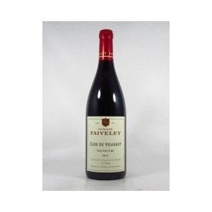 ■ フェヴレ クロ ド ヴージョ グラン クリュ 2015 ( フランス ブルゴーニュワイン 赤ワイン ワイン )