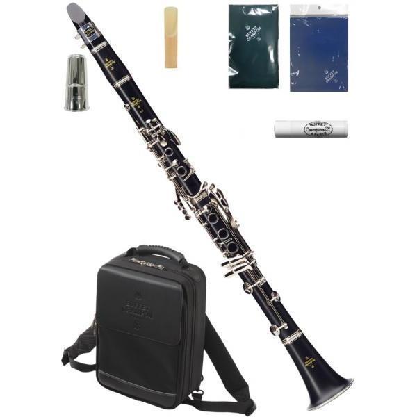 Buffet Crampon E11 B· クラリネット BC2501-2-0J 標準パッケージ バックパック リュックケース 木製  Bb soprano clarinet E-11 北海道 沖縄 離島不可