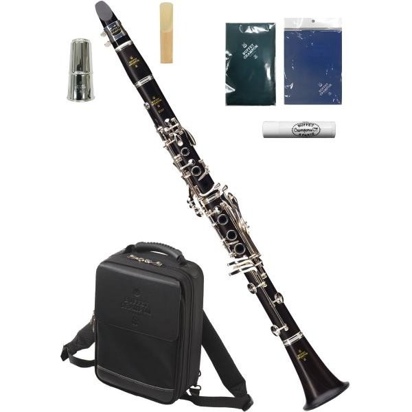 Buffet Crampon E12 France B· クラリネット BC2512F-2-0J 標準パッケージ バックパック リュック 木製 Bb soprano clarinet E12-F 北海道 沖縄 離島不可