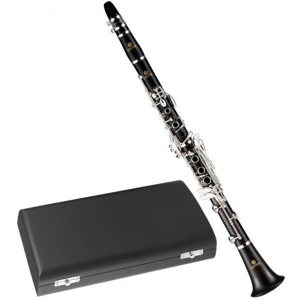 JUPITER (ジュピター) JCL1100S B· クラリネット 新品 木製 グラナディラ 管楽器 本体 Bb clarinet JCL-1100S 北海道 沖縄 離島不可