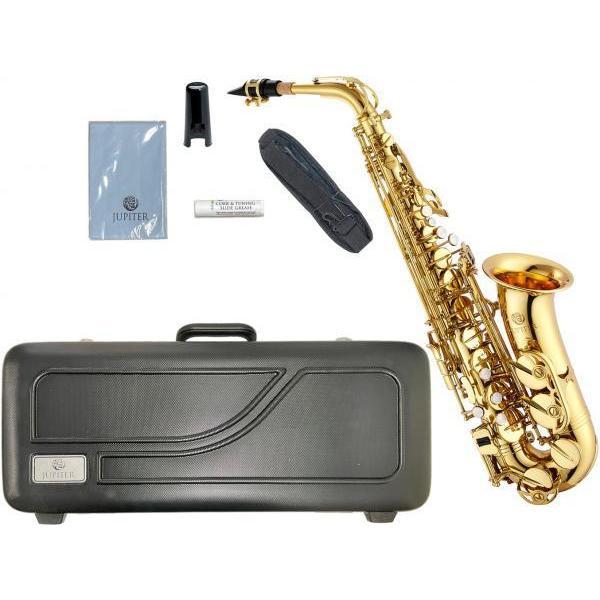 JUPITER (ジュピター) JAS500 アルトサックス 新品 管楽器 ゴールド 管体 サックス 本体 Eb alto saxophone JAS-500 北海道 沖縄 離島不可