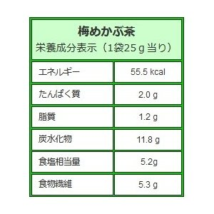 【10袋までならメール便で】島根県産の芽株で作った梅めかぶ茶 watanabess 03