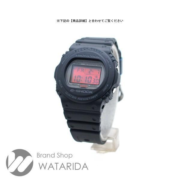 カシオ 腕時計 G-SHOCK DW-5700ML-1JF 20周年記念モデル スティング ブラック ラバー 箱・保付 未使用品【送料無料】|watarida710|02