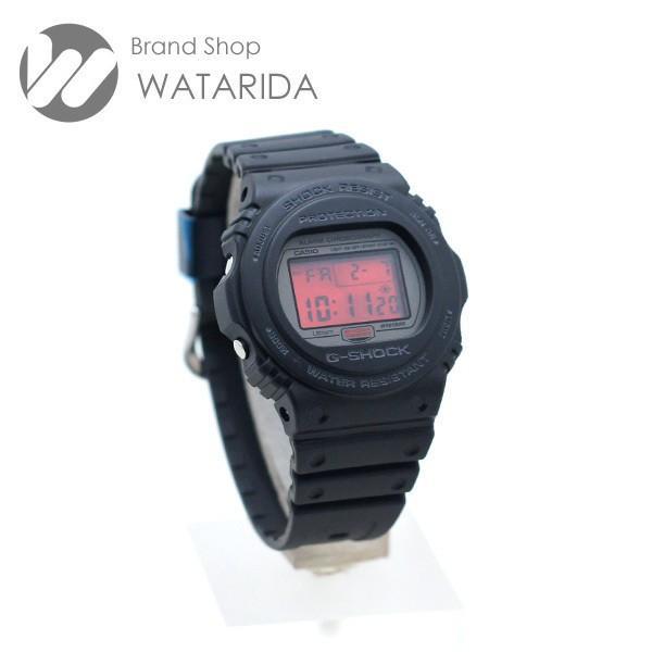 カシオ 腕時計 G-SHOCK DW-5700ML-1JF 20周年記念モデル スティング ブラック ラバー 箱・保付 未使用品【送料無料】|watarida710|03