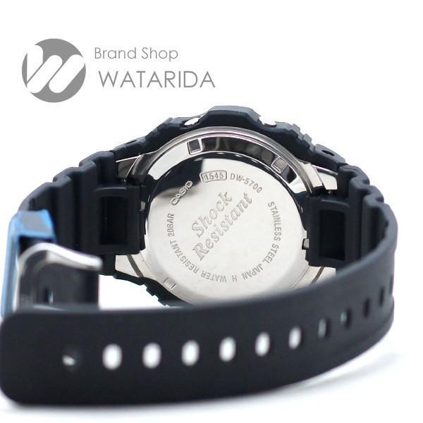 カシオ 腕時計 G-SHOCK DW-5700ML-1JF 20周年記念モデル スティング ブラック ラバー 箱・保付 未使用品【送料無料】|watarida710|05