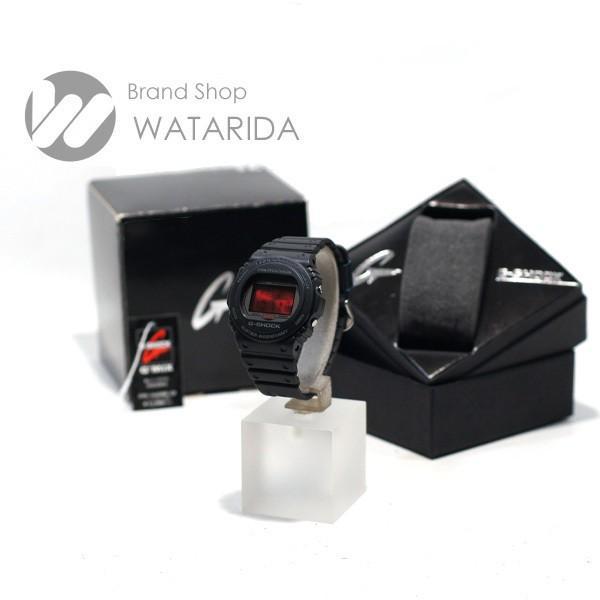 カシオ 腕時計 G-SHOCK DW-5700ML-1JF 20周年記念モデル スティング ブラック ラバー 箱・保付 未使用品【送料無料】|watarida710|07