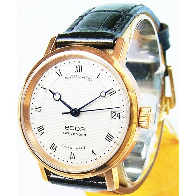 【正規通販】 エポス 時計 レディス EPOS GP自動巻き腕時計 4387RGRSL 日本正規品, あがっしゃい総本舗 865e5146