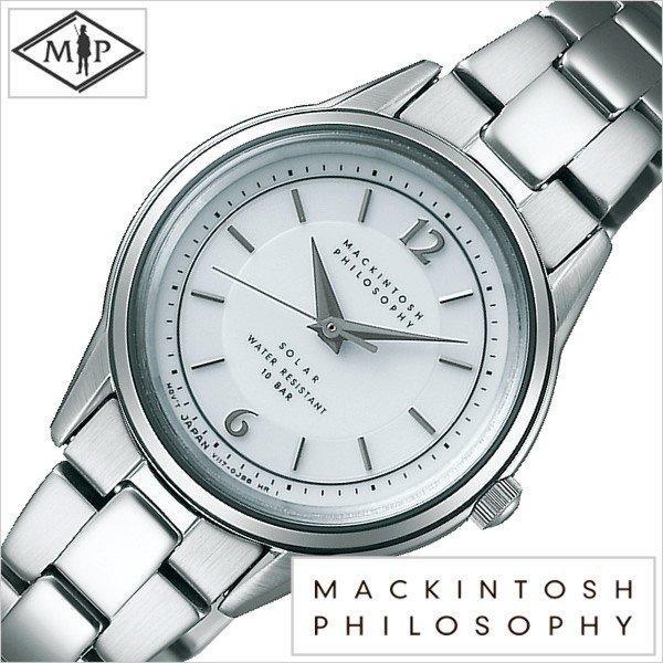 注目のブランド マッキントッシュ フィロソフィー 時計 時計 MACKINTOSH PHILOSOPHY 腕時計 FDAD992 レディース ホワイト MACKINTOSH FDAD992, ビースタービー:cc056616 --- airmodconsu.dominiotemporario.com