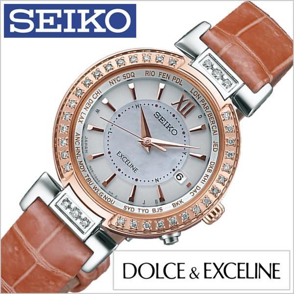 お見舞い セイコー 腕時計 SEIKO ドルチェ&エクセリーヌ セイコー DOLCE&EXCELINE プレステージライン時計 SEIKO DOLCE&EXCELINE, Seven fairy(ムートンコート):b68f0dad --- airmodconsu.dominiotemporario.com