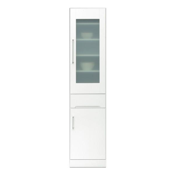 関家具 インテリア キッチン収納 35スリムボード クリスタルIII 121006 代引き不可