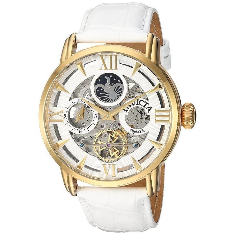 割引価格 インビクタ Invicta インヴィクタ 男性用 腕時計 メンズ ウォッチ シルバー 22652, あかりとり窓 490d36f5