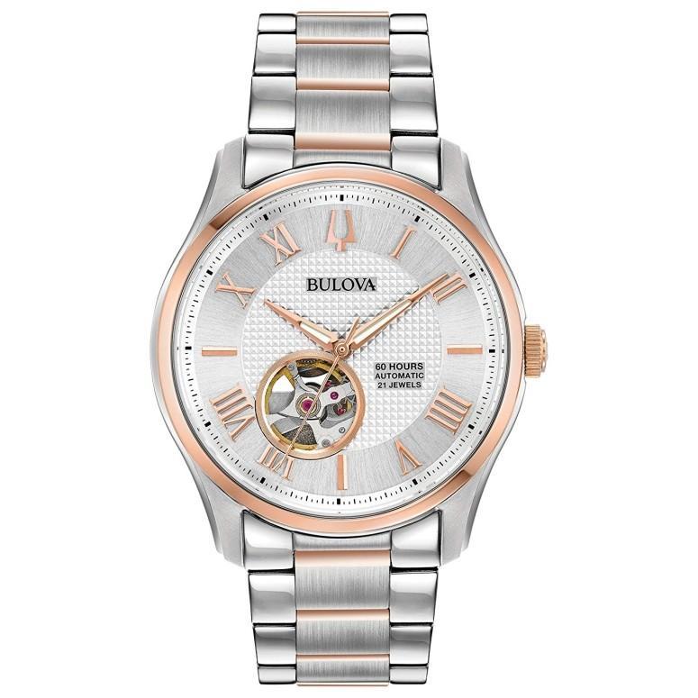 公式の  ブローバ Bulova 女性用 腕時計 レディース ウォッチ シルバー 98A213, カヤベグン c09536b1