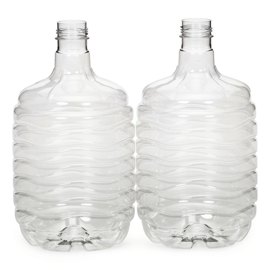ウォーターサーバー対応 8リットルペットボトル(スクリューネックタイプ)2本セット※お水は入っていません|waterea