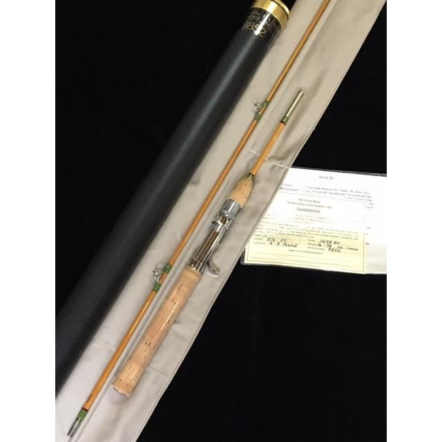 RON KUSSE ロンクーシー バンブーロッド51 2 G J ライト