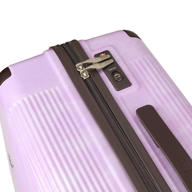 Lee リー  スーツケース キャリーケース 50L 56cm 3.73kg 2〜3泊 4輪 TSAロック 軽量 ファスナー式 320-9001 レディース 送料無料|watermode|04