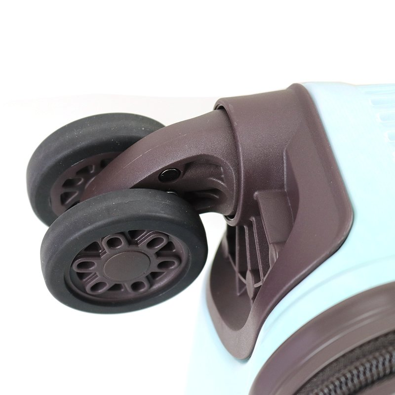 Lee リー  スーツケース キャリーケース 50L 56cm 3.73kg 2〜3泊 4輪 TSAロック 軽量 ファスナー式 320-9001 レディース 送料無料|watermode|05