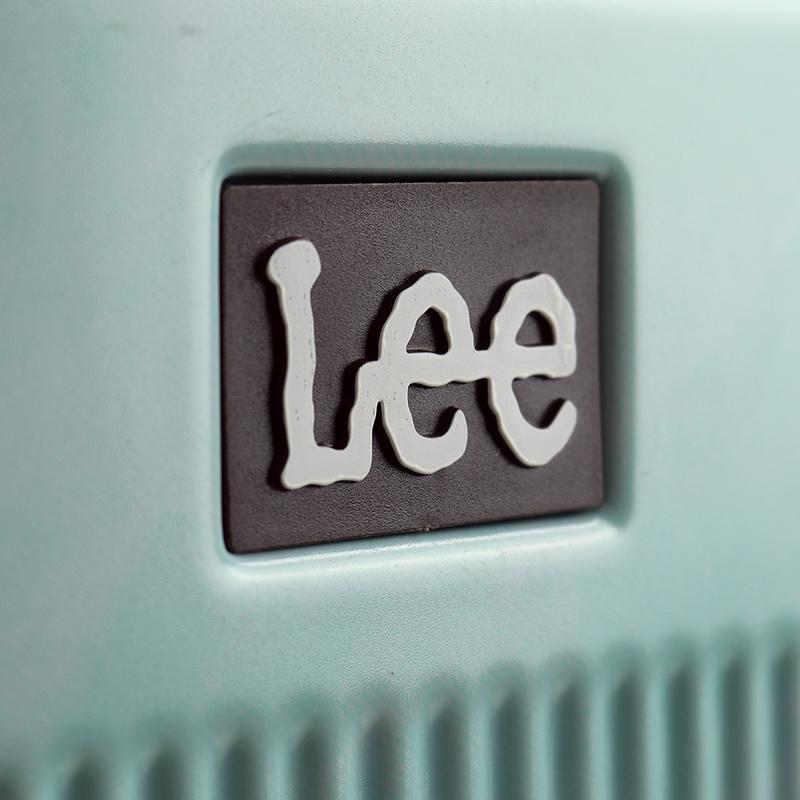 Lee リー  スーツケース キャリーケース 50L 56cm 3.73kg 2〜3泊 4輪 TSAロック 軽量 ファスナー式 320-9001 レディース 送料無料|watermode|07