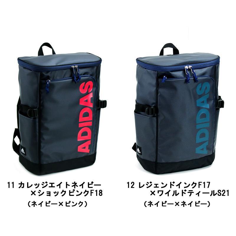 adidas アディダス  パルトナーA スクエアリュック リュックサック デイパック バックパック 23L B4 撥水 57572 メンズ レディース ジュニア 送料無料|watermode|13