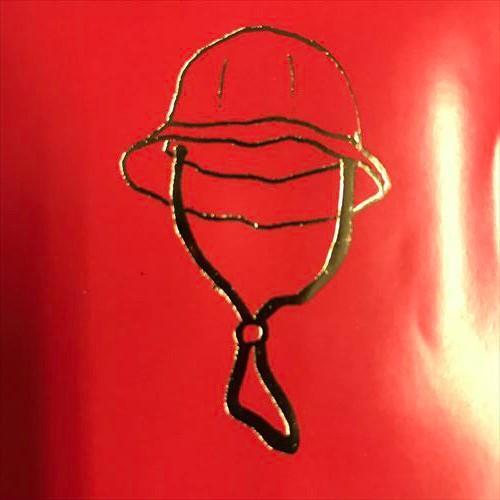 アウトドア  帽子を風で 飛ばさない【アウトレット】 ハットキーパー|wave-original-y|04