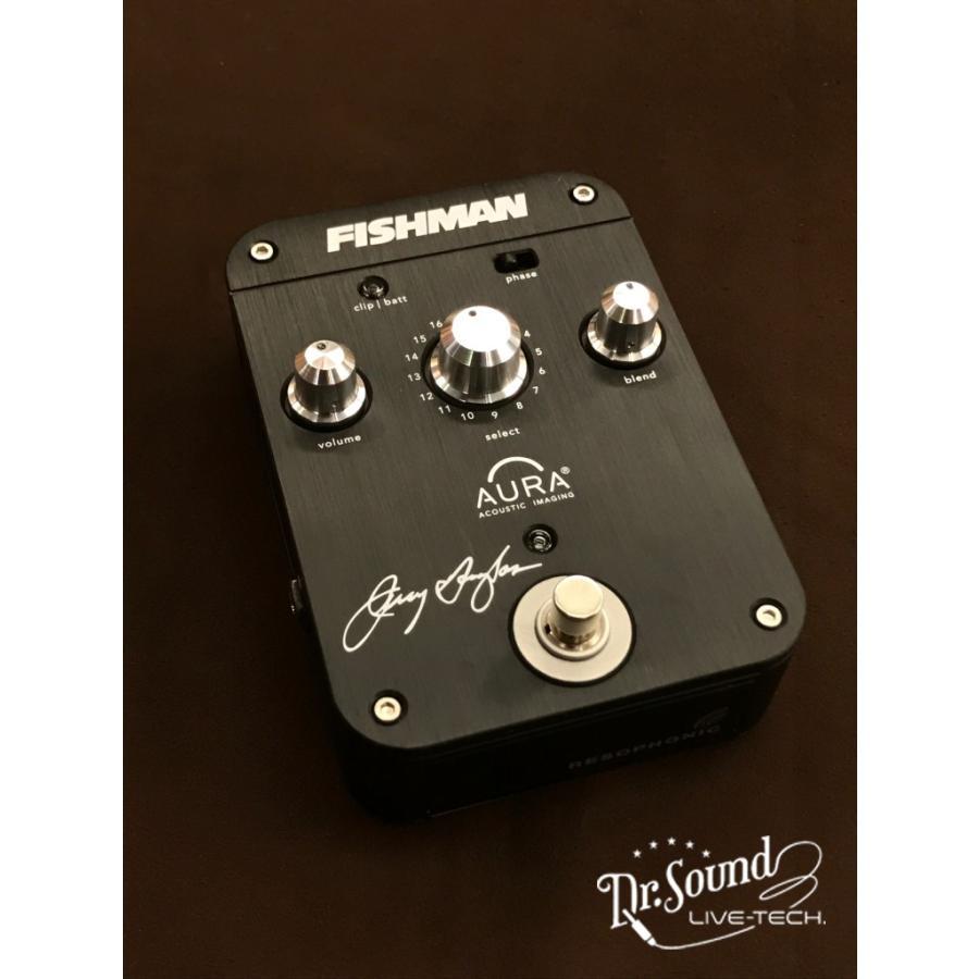 FISHMAN Jerry Douglas Signature Series Aura Imaging Pedal 【ジェリー·ダグラス使用ペダル】【Dr.sound】