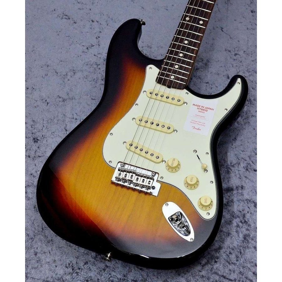 Fender【アーニーボール弦プレゼント ギター 3-Color】Made in