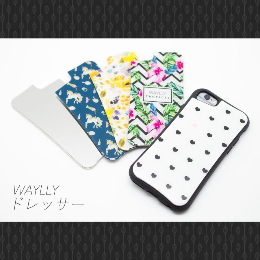 iPhone8 7 6s 6 SE 第2世代 ケース スマホケース メインロゴ 耐衝撃 シンプル おしゃれ くっつく ウェイリー WAYLLY _MK_|waylly|09