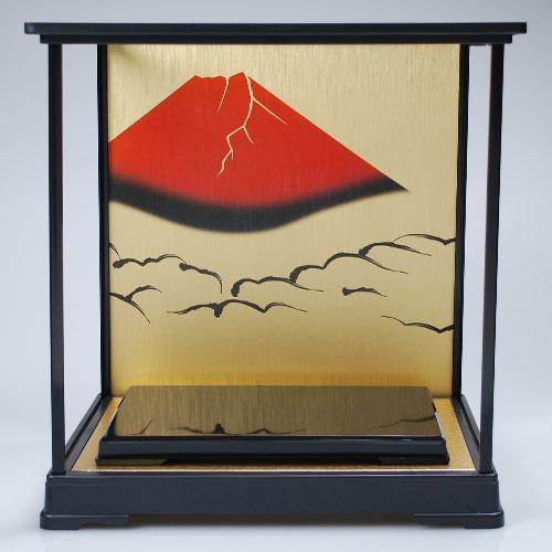 戦国武将兜用 ディスプレイガラスケース(単品) Display case for Sengoku Busho Kabuto
