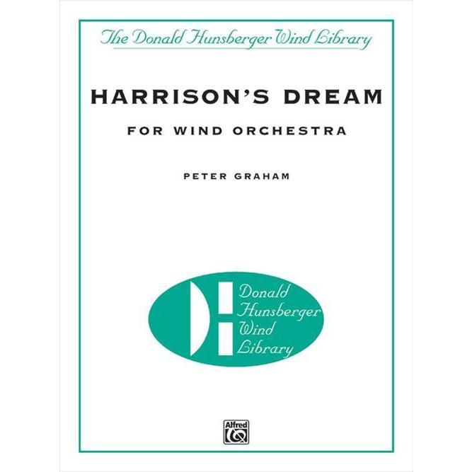 楽譜) ハリスンの夢 / 作曲:ピ...