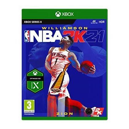 NBA 2K21 (Xbox Series X) 輸入版|wdplace