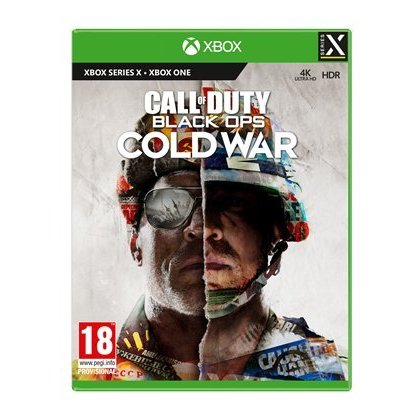 Call of Duty: Black Ops Cold War (Xbox Series X) 輸入版|wdplace