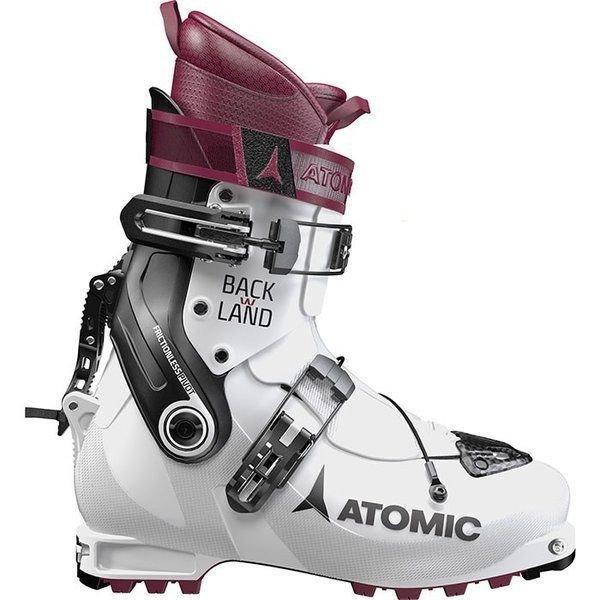 2019 ATOMIC BACKLAND W レディース スキーブーツ ツアーブーツ Tech対応 AE5016880