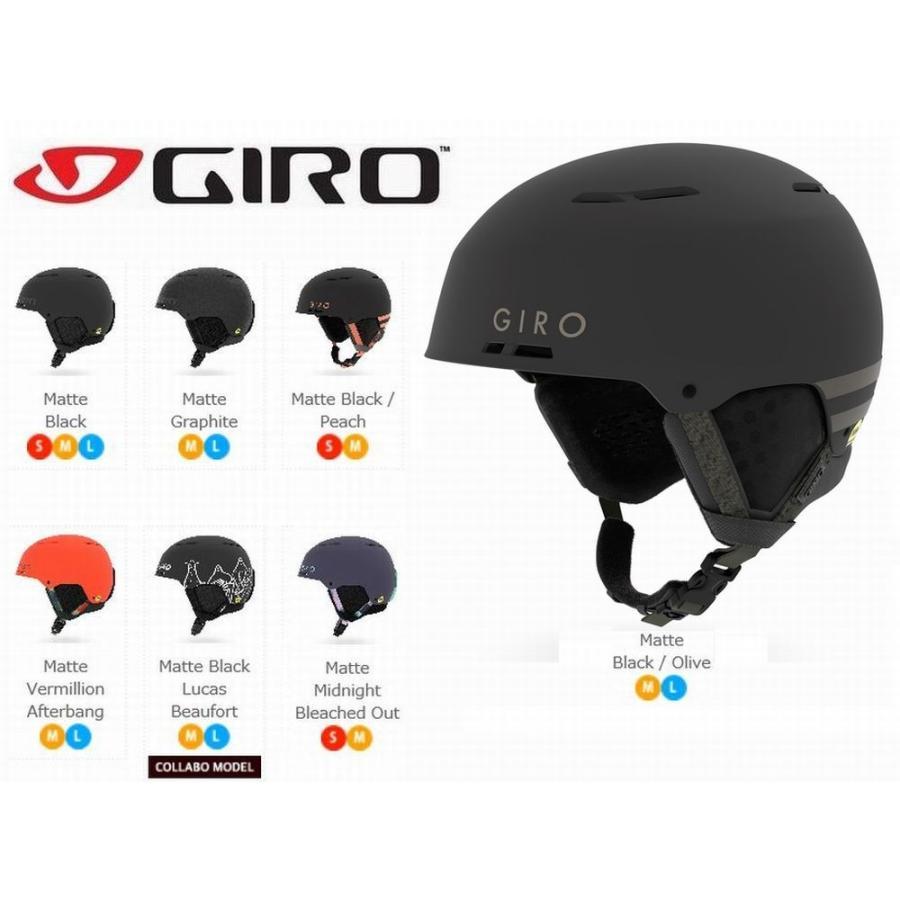 ジロ ヘルメット 2019 GIRO Emerge MIPS ジロ エマージュ ミップス スキー、スノボーヘルメット ウインタースポーツ用